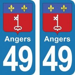 Département 49 - Angers