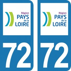 Département 72 - Sarthe -...