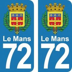 Département 72 - Le Mans