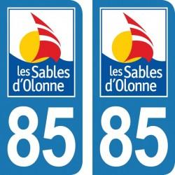 Département 85 - Les Sables...