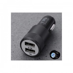 Chargeur USB Voiture -...