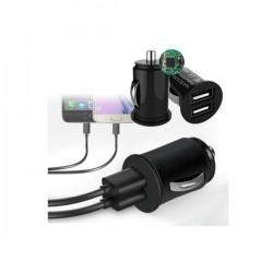 Mini Chargeur USB Voiture -...