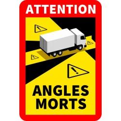 Stickers autocollant angles...