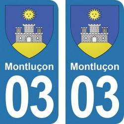 Département 03 - Montluçon