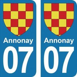 Département 07 - Annonay