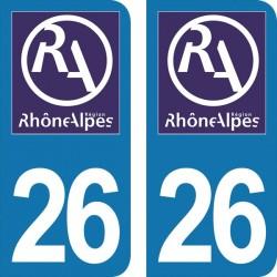 Département 26 - Drôme -...