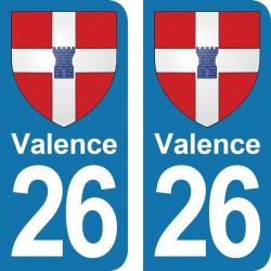 Département 26 - Valence