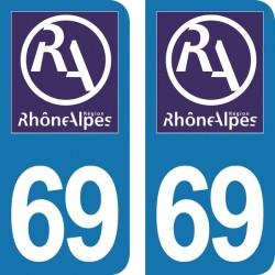 Département 69 - Rhône -...