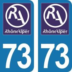 Département 73 - Savoie -...