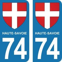 Département 74 - Croix de...
