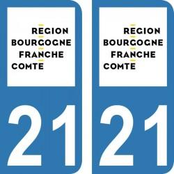 Département 21 - Côte-d'Or...