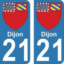 Département 21 - Dijon